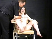 Pussy Punishment To Tears
