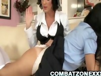 Roxanne Hall: Kinky Mom Doing Fetish Things To Her Sted Son & Step Daughter
