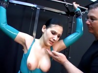 100% Thrashed - Multiple BDSM Caning Scenes &ndash Part 02