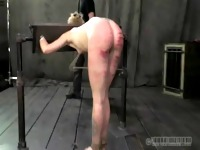 Sarah Jane Ceylon in Severe Spanking Bruised Her Perfect Ass ,