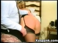 Punishment Loving Chick In Seductive Spanking And Hardcore